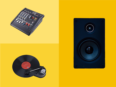Audio, Video Players & Cables