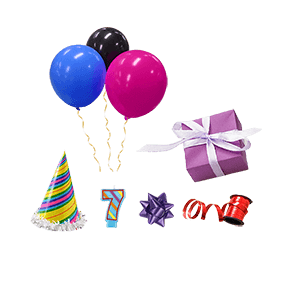 Gift Wrapping & Party Supplies